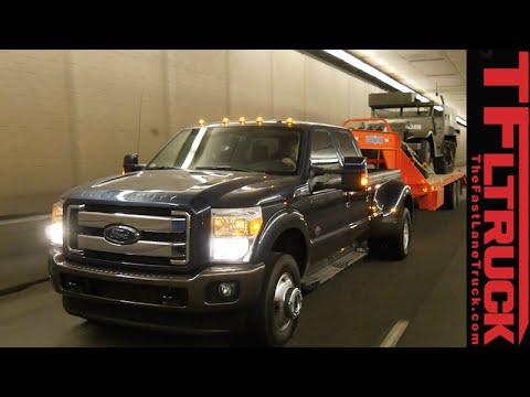2015 Ford F-350 Power Stroke: Ike Gauntlet Extreme Towing Review