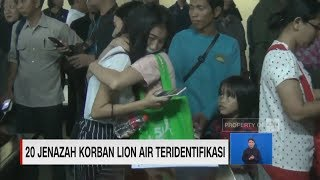 Video 20 Jenazah Korban Lion Air Teridentifikasi MP3, 3GP, MP4, WEBM, AVI, FLV November 2018