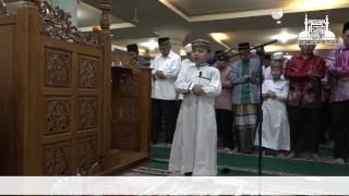 Sholat Tarawih dan Witir Malam Nuzul Qur'an - Ahmad Al Hafizh