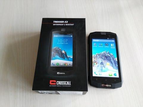 Crosscall Trekker X2 Test – Avis Mobiles