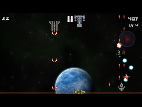 Video of Space Shooter 90