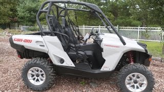 4. 2017 Can-Am Commander DPS 1000 #000031 @ Diamond Motor Sports