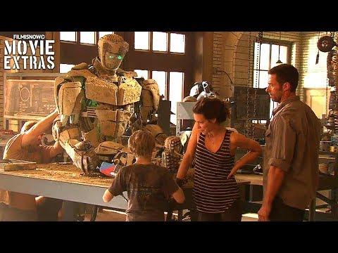 Go Behind the Scenes of Real Steel (2011)