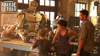 Nonton Go Behind The Scenes Of Real Steel  2011  Film Subtitle Indonesia Streaming Movie Download