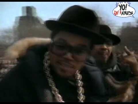 Run-DMC – Skit & Interview @ Yo MTV Raps 1988 (HQ)
