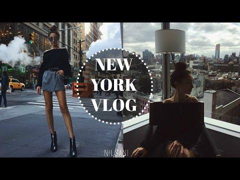 NEW YORK CITY VLOG   Nil Sani