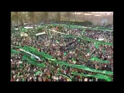 The Green Desert: The Libyan People\'s Support For The Jamahiriya