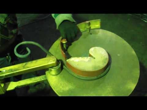 Как своими руками сделать улитку для холодной ковки своими руками чертежи