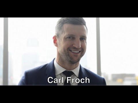 Lucky Dip: Carl Froch