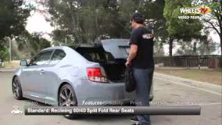2013 Scion TC TEST DRIVE