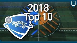 Video Top 10 Rocket League Players of 2018 MP3, 3GP, MP4, WEBM, AVI, FLV Januari 2019
