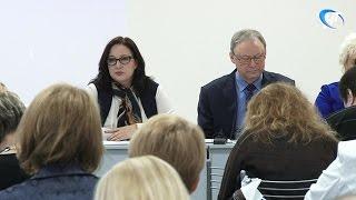 Результаты проведенного мониторинга детских садов Новгородской области