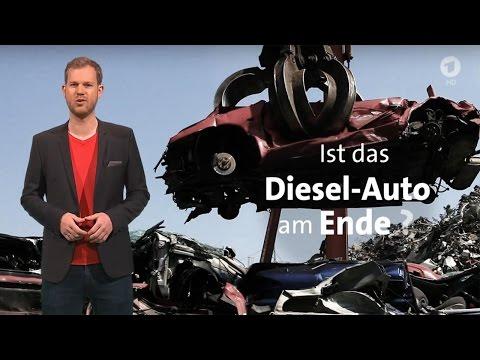 Ist das Diesel-Auto am Ende?