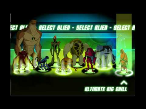 Ben 10 Ultimate Alien Galactic Challenge part 5