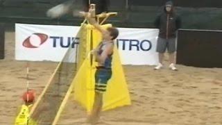 Schalk And Saxton Win Bronze On Parana Beach - Universal Sports
