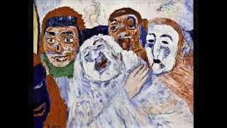 Les XX-Les Vingt -- I. James Ensor