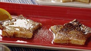 Estrellas de pan francés