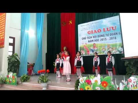 Phần thi CT HĐTQ giỏi của Phan Thanh Thảo 5B trường TH Nguyễn Khắc Nhu