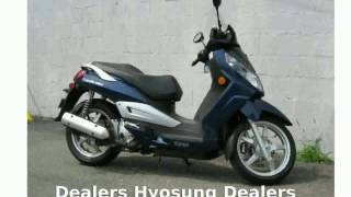 1. 2009 Hyosung MS3 250 Details