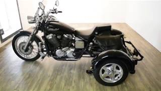 6. 2003 Honda Shadow Spirit 750 Trike | Used motorcycles for sale at Monster Powersport, Wauconda, IL