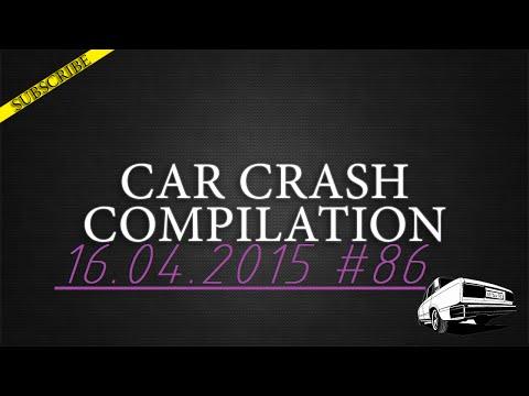 Car crash compilation #86 | Подборка аварий 16.04.2015