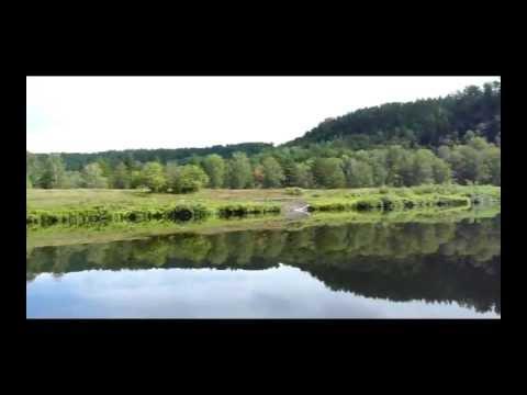 Конно-водный тур на Южном Урале
