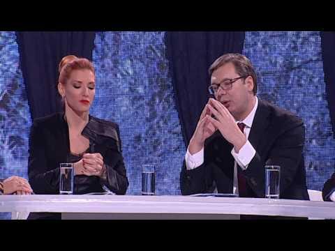 Intervju Aleksandar Vučić -15. 01. – TV Pink