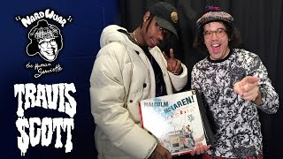Nardwuar - Nardwuar vs. Travi$ Scott