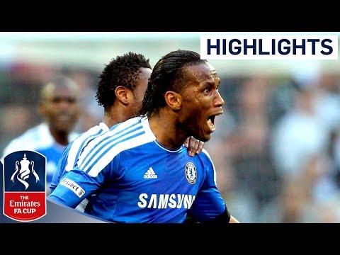Chelsea - Tottenham 1-5 Chelsea - Drogba, Mata, Bale, Ramires, Lampard, Malouda | Official FA Cup highlights Subscribe to the only Official source of highlights on the...