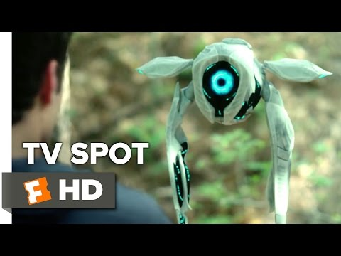 Max Steel TV SPOT - Skills (2016) - Ben Winchell Movie