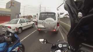 6. 2012 Hyosung GT250R - Cruising with Cruisin650