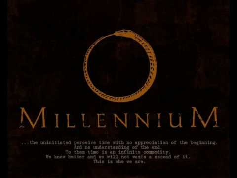 Millennium - main titles for the 90's TV series