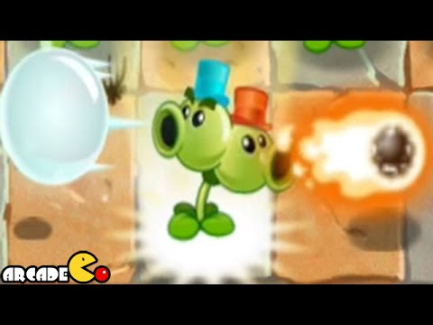 16 - Plants Vs Zombies 2:Dark Ages PART 2 LInk: http://goo.gl/RKunUJ Planst VS Zombies 2 KungFu World Playlist: http://goo.gl/N2Phkr Planst VS Zombies 2 Dark Ages: http://goo.gl/3BEJ0b Planst...