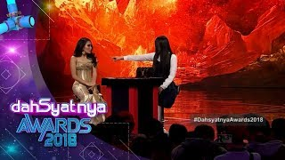 Video DAHSYATNYA AWARDS 2018 | Ayu Ting Ting Di Tebak Keinginannya Oleh Sacred Riana [25 JANUARI 2018] MP3, 3GP, MP4, WEBM, AVI, FLV Maret 2019
