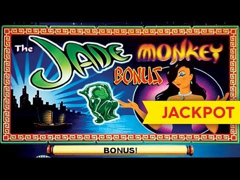 Jade Monkey Slot Machine *JACKPOT HANDPAY* $20 Bet High Limit *AS IT HAPPENS* Bonus!