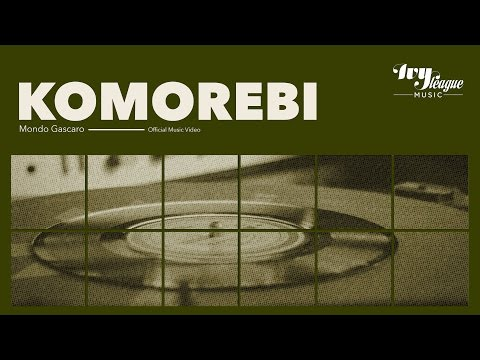 Mondo Gascaro – Komorebi