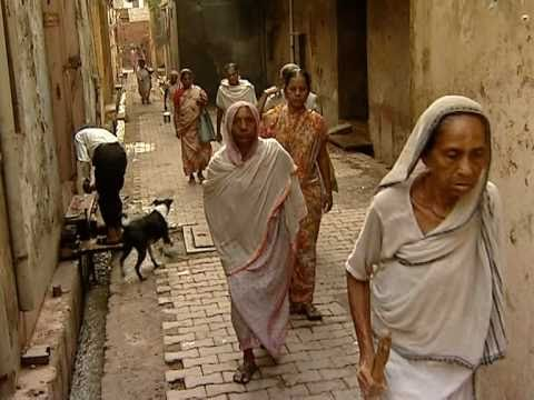 INDIAN WIDOWS OF VRINDAVAN BY MAITRI