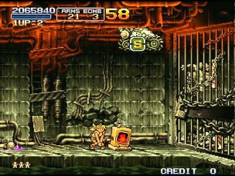 Metal Slug 2 Neo Geo