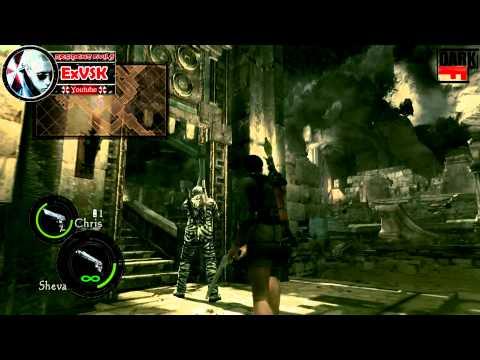 Resident Evil 5 - Chapitre 4-2 - DaRk_FuNeRaL & ExVSK