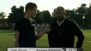 Andrew Belleman Postgame Interview (Goshen)