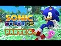 el Hogar De Los Wisp Sonic Colours Parte 4 Espa ol Hd