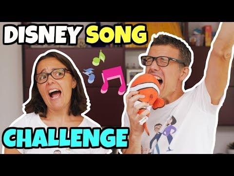 DISNEY SONG CHALLENGE: Sfida al Gioco delle Canzoni Disney