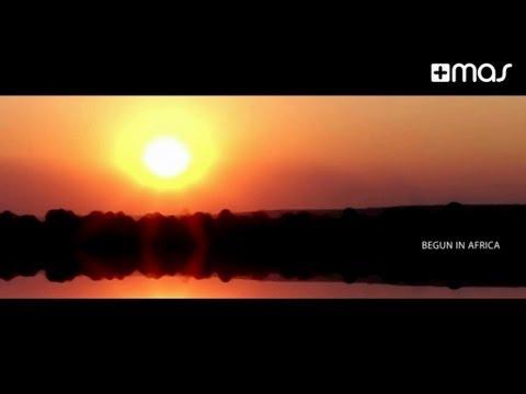 Diego Broggio & Castaman - Begun In Africa