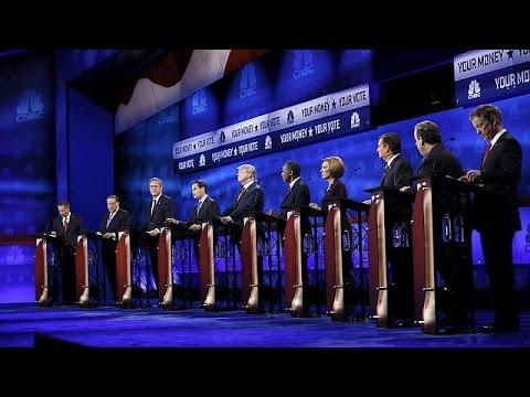 ΗΠΑ: Η οικονομία κυριάρχησε στο 3ο ντιμπέιτ των υποψηφίων του Ρεπουμπλικανικού κόμματος