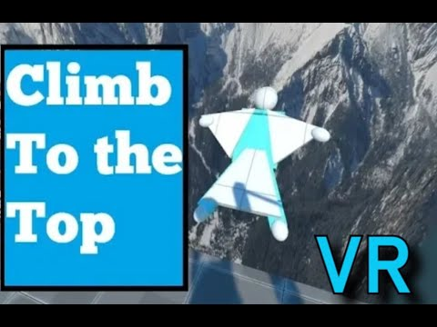 Eiger North Face - VR Mountaineering / Climbey online gameplay! / HTC VIVE [1080p/60fps]