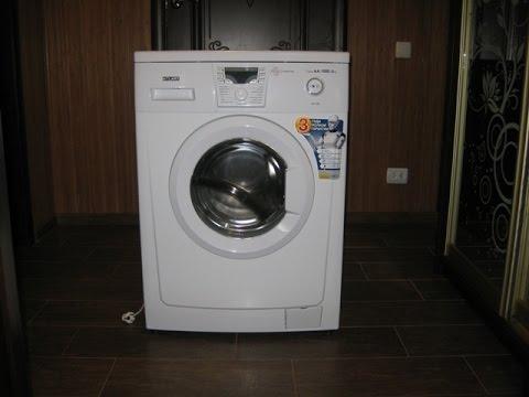 Замена подшипников в стиральной машине атлант своими руками