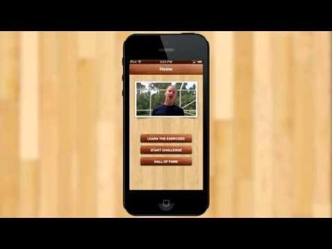Video of 500 Bodyweight Challenge