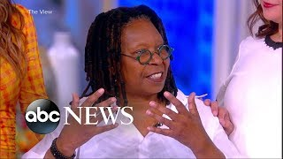 Whoopi Goldberg makes surprise return to 'The View' after falling ill