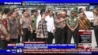 Video Presiden Jokowi Datangi Lokasi Ledakan di Sarinah MP3, 3GP, MP4, WEBM, AVI, FLV Agustus 2018