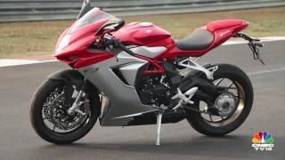 9. MV Agusta F3 first ride review in India